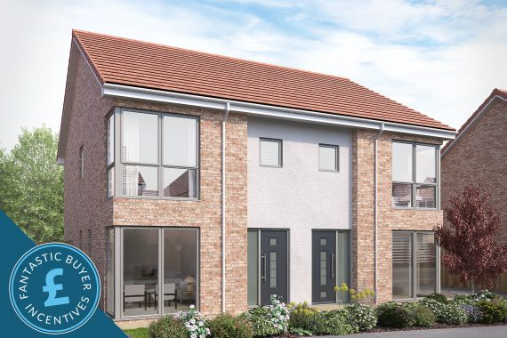 Plots 20 Available Now! The Hockney £215,000 2
