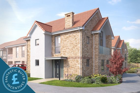 Plot 17 Available Now! The Sidgwick £285,000 3